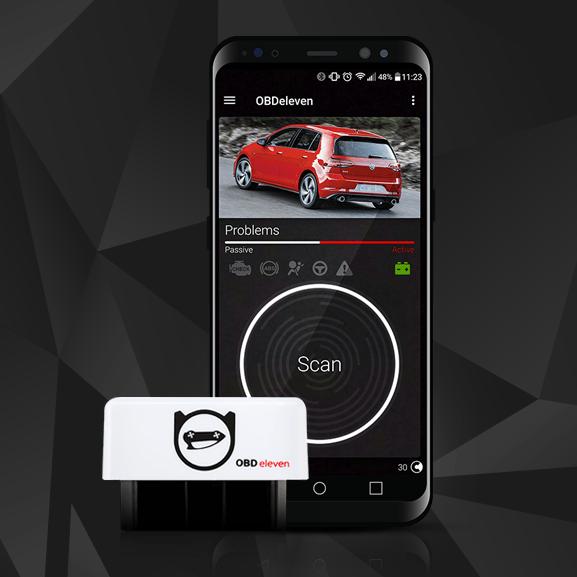 Az OBDeleven FirstGen Auto Tester kompatibilis az Android rendszerrel